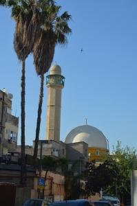 מסגד נוזהא, יפו, מאי 2015